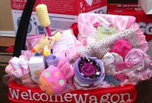 Great Gifts / Tons of gift ideas (Gift baskets, shower gifts, teacher gifts, and all sorts of fun! / by Erin Reynolds