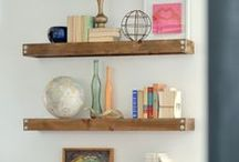 Home - Random Decor / Organization and small projects