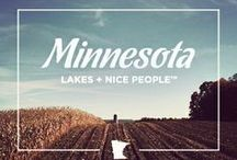 Minnesota and Other Places & Spaces Special to me / Some I've lived in, some I've just passed or would like to...     MN holds an extra special place in my heart, I grew up there... Still home.
