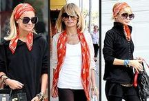 How to Style: McQueen Skull Scarf