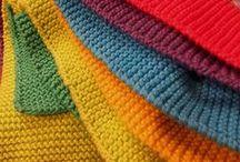 DIY - tricot / by Miss de Soune