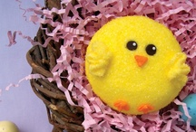 Easter & Spring / by Robin {Bird On A Cake}