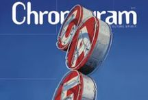 2011 Chronogram Covers / Chronogram Magazine's Cover Art from 2011. Chronogram features the work of Hudson Valley artists on its cover without any additional text, allowing artists an unadorned canvas for their paintings, photographs, sculptures, illustrations, and mixed-media work.