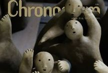 2009 Chronogram Covers / From Homer Simpson to chicken-based fashion photography, Chronogram Magazine Covers in 2009 showcase the diversity of Hudson Valley art and artists.