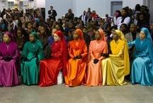 Muslim Women / by Medina Kll