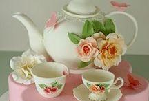 Tea Party / by Donna Kretschmer DiTusa
