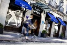 hostal madrid | hotel Madrid | Hostel Madrid / Hostal Persal, the familiarity of a hostel with hotel services and affordable prices in the centre of Madrid. #Madrid ☛ Promo Code K1ABR1  http://www.hostalpersal.com/en/