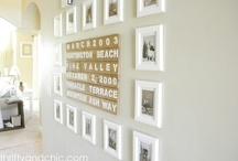 Gallery wall ideas / by Melissa Osborn