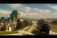 Quebec Videos // Vidéos de Québec / by Québec City and Area // Québec Ville et Région