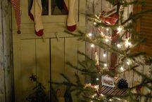 Primitive Christmas / by Susan Floyd