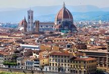 Places I've been and seen...... / and would go to again especially Florence............. / by IssiLen