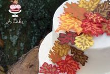 Autumn & Thanksgiving / by Robin {Bird On A Cake}