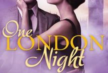 One London Night / One London Night is my World War II London novel which will be published January 27, 2014 by Liquid Silver Books. / by Denise A. Agnew