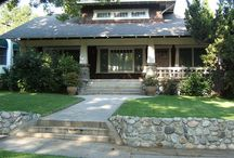 Ideas - Porch and Front Yard / by Jen