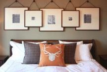 Ideas - Bedroom / Master and guest room ideas.    / by Jen