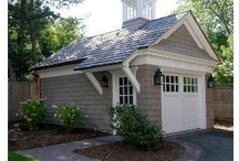 Garage, Sheds, and Driveways
