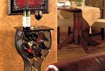 For the Wine Lover / No need to wine about hard to find vineyard items and ideas. Find Tuscan kitchen décor with grapes and more.  / by Lakeside Collection