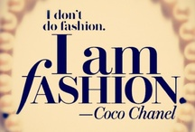 Fashion Words of Wisdom