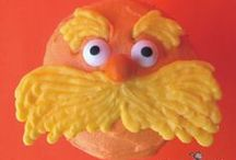 Dr. Seuss Treats / by Robin {Bird On A Cake}