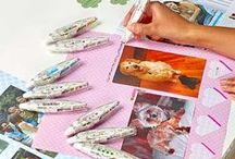 Creative Crafting / Get your craft and scrap books out! From gift wrap, Christmas and wedding decoration ideas, these crafty creations are sure to pin their way into your heart. / by Lakeside Collection