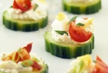 Appetizers - veggies / by Donna Bailey