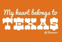 Texas - The Lone Star State / All Tings Texas / by Erin Reynolds