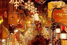 Holidays in Québec City // Les fêtes à Québec / by Québec City and Area // Québec Ville et Région