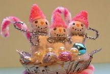 Christmas Crafts / by Donna Kretschmer DiTusa