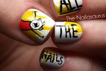 Nails / by Hedy Lavinsky