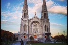 Must-See Attractions // Les incontournables / Discover the Québec City Area's most popular sights and top things to do // Découvrez les suggestions des incontournables à ne pas manquer lors de votre séjour à Québec!