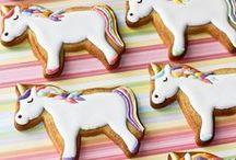 Iced Cookies / by Allison Cox Vasquez