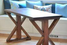 Ideas - Furniture / by Jen