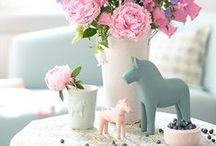 Dala horses love !