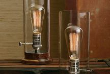 Ideas - Lighting and Electrical / by Jen
