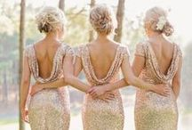 Bridesmaids Dresses / Maids dresses, photos, and super cute inspos you can't afford miss;-)  Online shop www.chichistyles.com !!!