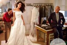 Celebrities, Royal Weddings, Weddings in Films & TV / Famous weddings, red carpets, celebrities glamorous dresses and gowns