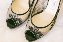 Wedding Shoes / Heels, flats, and everything beautiful shoe in between