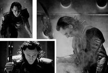 Loki / The God of mischief, the villain everyone likes more than the hero