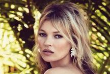 Style Crush: Kate Moss / Outfits worn by Kate Moss