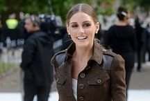 Style Crush: Olivia Palermo / Outfits worn by Olivia Palermo