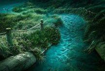 Mystical Lands / by Minerva Cook