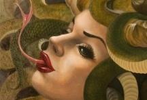 Mystical Art / by Minerva Cook