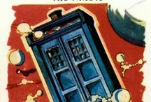 [ the doctoʀ ] / I'm a retro whovian raised by antique whovian's ♥ / by Bee Wonky