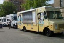 The Trucks / Culinary Cruisers -- The fabulous food trucks of New England!