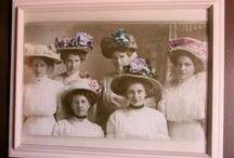 Victorian Hats / by Minerva Cook