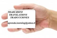 Translations / Do you need a translation from/to Italian?  Necesitas una traducción del/al italiano?