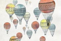 Balloons / by blah-to-TADA!