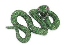 Slinky Snake Jewelry / by Minerva Cook