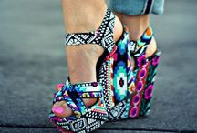 Shoes / by Kendall Bennett