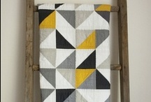 Quilts 3 - Hang that Quilt / Many ideas for how to hang or display a quilt.  Includes tutorials for hardware and hanging sleeves as well as lots of design ideas.